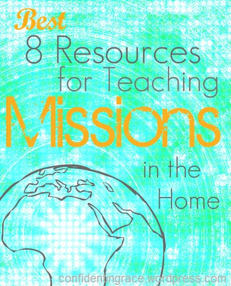 Best resources for teaching Missions