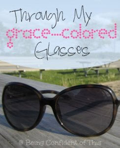 marriage, imperfect progress, perfectionism, grace, through my grace-colored glasses, work in progress