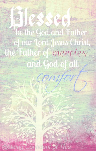 verse for comfort
