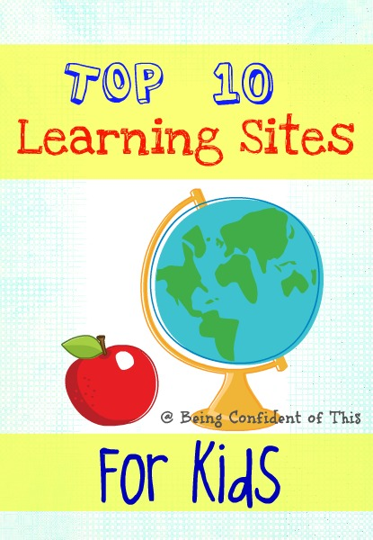 best websites for kids, top 10 educational websites, top learning websites for kids, best kids educational sites, top educational websites