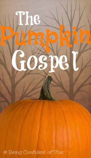 pumpkin gospel, pumpkin parable