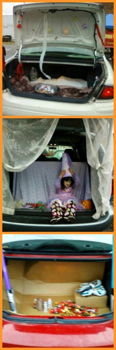 Trunk-or-treat, Christians and Halloween