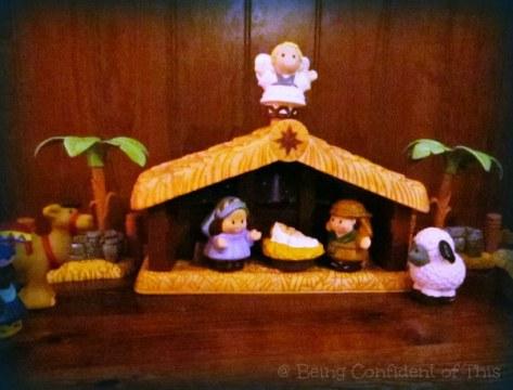 Nativity, The Christmas Adventure Box, kid-friendly advent, family advent, Christmas traditions, fun Christmas activity