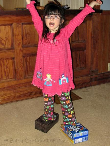 indoor skating, energetic indoor fun, gross-motor activities for kids, active fun for snowy days or rainy days