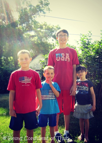 #TheLoft, fourth of july, kids, blessings