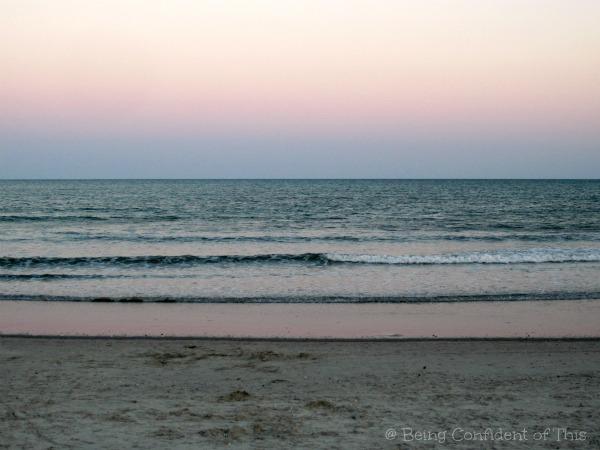 Loft ocean twilight