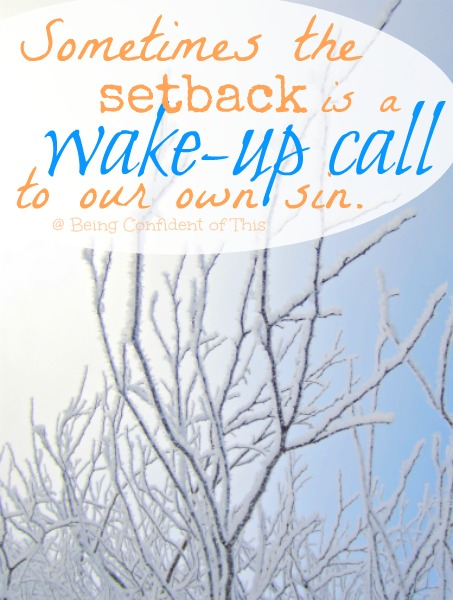 A New Perspective on Setbacks, setbacks to your goals when you face a setback, dealing with setbacks