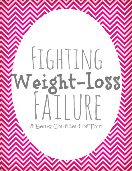 Fighting-Weight-loss-Failure, when you cheat on your eating plan, sin, disobedience, failing in your weight-loss journey, failing to meet goals